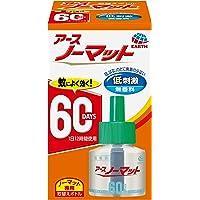 アースノーマット 60日用 無香料 [4.5-12畳用 取替ボトル1本入]