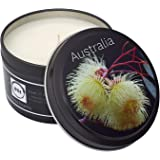 i miss home Australia Scented Candle – The Ideal Gift to Remind a Friend of Home, Smells Just Like The Australian Bush. Made