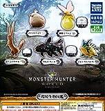 モンスターハンター ワールド 環境生物図鑑 全5種セット