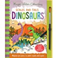 Scales and Tails Dinosaurs - Magic Water Colouring