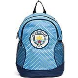 Manchester City Double Zipper Backpack