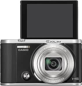 CASIO デジタルカメラ EXILIM EX-ZR1800BK 自分撮り・みんな撮りが簡単 シャッターを押すだけでキレイに撮れる