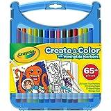 Crayola 04 0377 Create & Color Super Tips Marker Kit