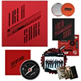 ATEEZ 2nd Mini Album - Treasure EP.2 : Zero to One CD + Sticker + on Pack Poster + Calendar Cards + Photocards + FREE GIFT /