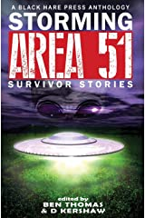 Storming Area 51: Survivor Stories (Black Hare Writer's Group) ハードカバー