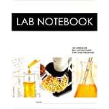 BARBAKAM Lab Notebook 100 Carbonless Pages Spiral Bound (Copy Page Perforated): 1000