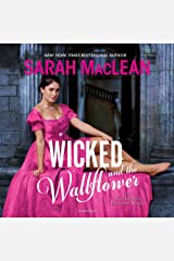 Wicked and the Wallflower: Library Edition (Bareknuckle Bastards) CD