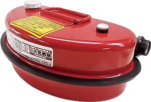 エマーソン 消防法適合ガソリン携行缶 2L EM-135 鋼板厚0.7mm