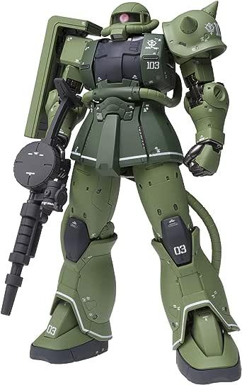 GUNDAM FIX FIGURATION METAL COMPOSITE 機動戦士ガンダム MS-06C ザクⅡ C型 約180mm ABS&PVC&ダイキャスト製 塗装済み可動フィギュア