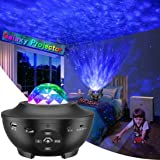 LED Star Projector - A Fun and Colorful Sky Star Projector for Kids. A Galaxy Projector, Led Night Lamp, Music Player and Usb