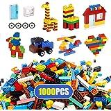 クラシックビルディングブロックおもちゃ| 1000クリエイティブパーツ| 10色| 14種類の仕様| 6歳以上の男の子と…