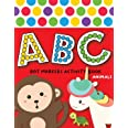 Dot Markers Activity Book ABC Animals: Easy Guided BIG DOTS | Do a dot page a day | Giant, Large, Jumbo and Cute USA Art Pain