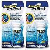 AquaChek 512082-02 Trutest Digital Test Strip Refills (2 Pack), White