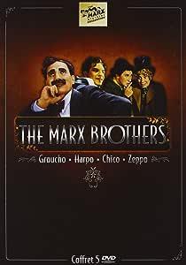 Coffret Marx brothers