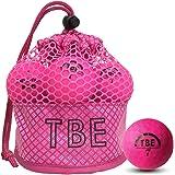 【FST限定モデル】トビエモン(TOBIEMON) ゴルフボール TOBIEMON 視認性抜群! 蛍光マットカラーゴルフ…