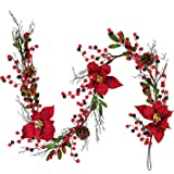 Woooow Christmas Garland 1