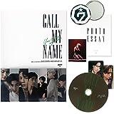 GOT7 Mini Album - CALL MY NAME [ D ver. ] CD + Photobook + Photocards + FREE GIFT