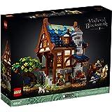 Lego Ideas Medieval Blacksmith Shop 21325