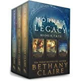Morna's Legacy: Books 6, 7 & 7.5: Scottish, Time Travel Romances (Morna's Legacy Collections Book 3)