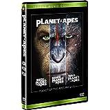 猿の惑星 プリクエル DVDコレクション (3枚組)