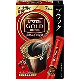 ネスカフェ ゴールドブレンド カフェインレス スティック ブラック 7本入×6箱