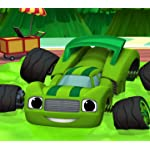 Blaze and the Monster Machines HD(1440×1280) Race to Eagle Rock