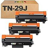 【マタインク】TN-29J 互換トナーカートリッジ ブラザー(Brother)対応 TN29J 29J ブラック 3本セット 対応機種:brother用 MFC-L2750DW MFC-L2730DN DCP-L2550DW DCP-L2535D F