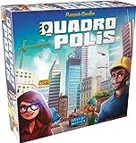 quadropolisボードゲーム
