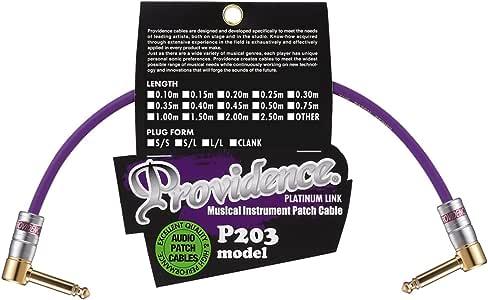PROVIDENCE パッチケーブル P203 0.15m L/L