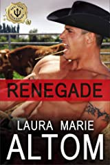 Renegade: Rodeo Knights, A Western Romance Novel (SEAL Team: Disavowed Book 5) Kindle Edition