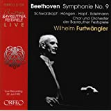 Bayreuther Festspiele, Furtwangler: Beethoven Symphonie No. 9