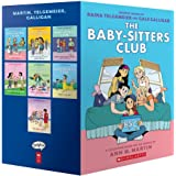 The Baby-Sitters Club Graphic Novels #1-7: A Graphix Collection: Full-Color Edition