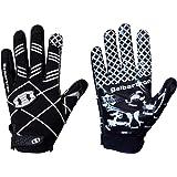 Seibertron Pro 3.0 Twelve Constellations Elite Ultra-Stick Sports Receiver Glove Football Gloves Youth