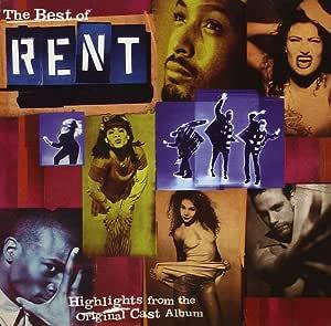 The Best Of Rent: Highlights From The Original Cast Album (1996 Original Broadway Cast)