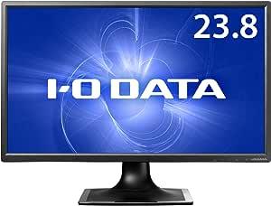 I-O DATA 23.8型液晶ディスプレイ ブラック LCD-MF244EDSB
