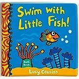 Swim with Little Fish! Bath Book