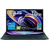 ASUS ノートパソコン ZenBook Duo 14 UX482EG(Core i5-1135G7/16GB・SSD 512GB/14インチ/MX450/1,920×1,080(FHD)/セカンドディスプレイ/WPS Office Standard
