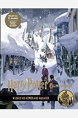 Harry Potter: Film Vault: Volume 10: Wizarding Homes and Villages (Harry Potter Film Vault) Kindle Edition