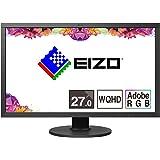 EIZO ColorEdge 27.0インチ カラーマネージメント 液晶モニター/WHQD/Adobe RGB 99% / USB Type-C / 5年間長期保証 / CS2731-BK