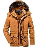 ダウンコート メンズ ロング アウター フード付き 厚手 中綿 暖かい 秋冬服 ダウンジャケット 防風 防寒