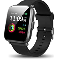 2020 Advanced Smart Watch, Pedometer, Heart Rate Monitor, Activity Monitor, Calorie Burned…