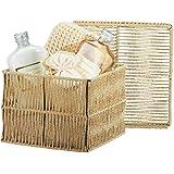 Koehler 34183 8 Inch Vanilla Milk Bath and Body Gift Basket