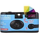 Lomography Simple Use Camera & Flash - Colour Neg - 400