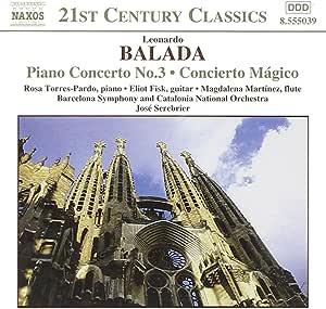 Piano Concerto No. 3 / Concierto Magico