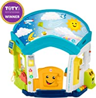 Fisher-Price Laugh & Learn Smart Learning Home Playhouse