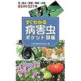 すぐわかる 病害虫ポケット図鑑: 花・庭木・野菜・果樹・水稲85品目521種