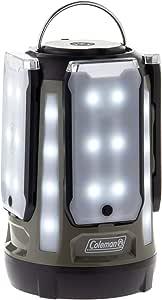 コールマン(Coleman) ランタン クアッドマルチパネルランタン LED 乾電池式 約800ルーメン