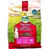 Oxbow Bunny Basics - Young Rabbit Food - Alfalfa Hay - 5 lbs