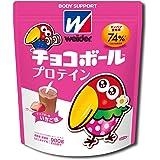 [Amazon限定ブランド]BODY SUPPORT W ウイダー チョコボールプロテイン チョコボールいちご味 900…