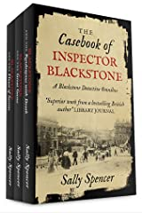 The Casebook of Inspector Blackstone: Part One (A Blackstone Box Set 1) Kindle Edition